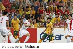 223066 استرالیا به نیمه نهایی جام ملت های آسیا رسید