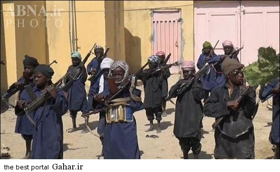 سوء استفاده بوکوحرام از کودکان و زنان