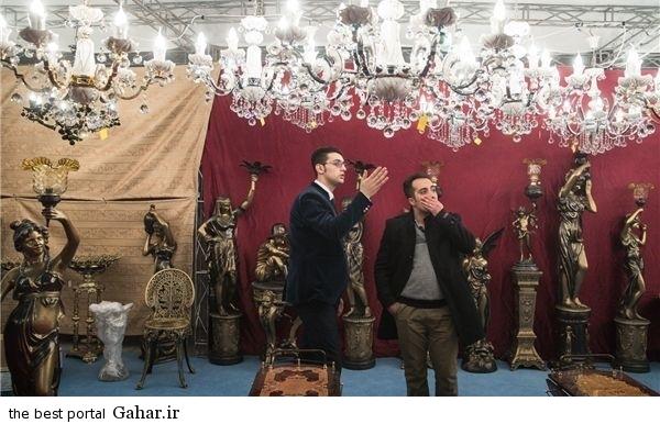 306021 680 مجسمه های زنان لخت در نمایشگاه لوستر ایران