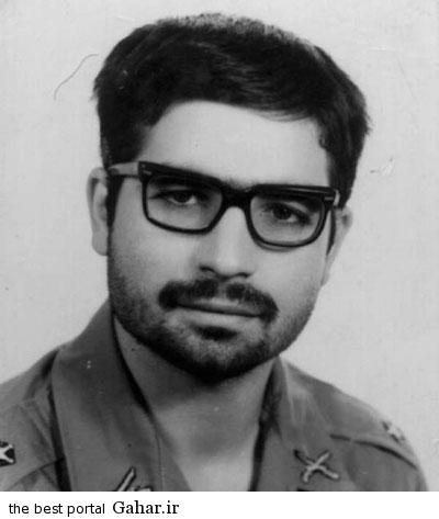 452944 4021 حسن روحانی در لباس سربازی + عکس