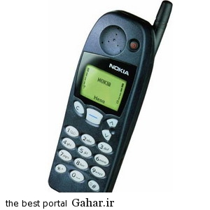 5110 r 5 گوشی موبایل قدیمی که محبوب بودند / عکس