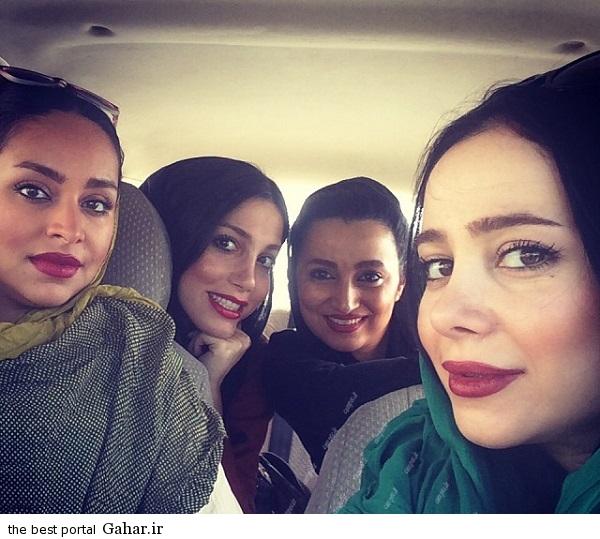 Elnaz Habibi 111 عکسهای جدید الناز حبیبی (زمستان 93)