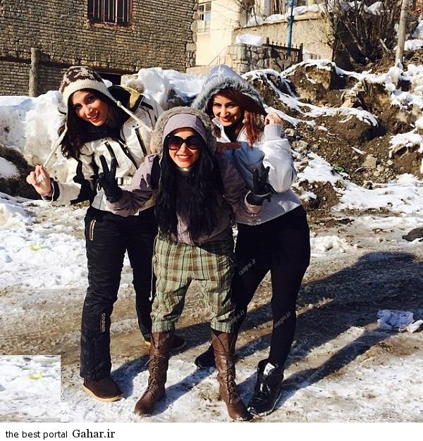 Elnaz Habibi 113 عکسهای جدید الناز حبیبی (زمستان 93)