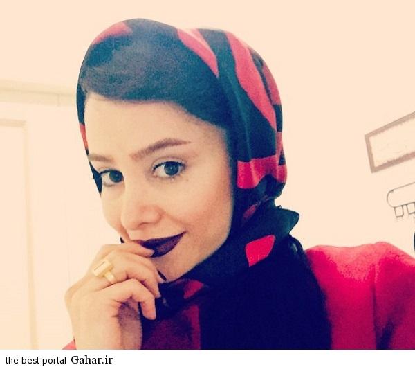 Elnaz Habibi 118 زیباترین عکس های الناز حبیبی (زمستان 93)