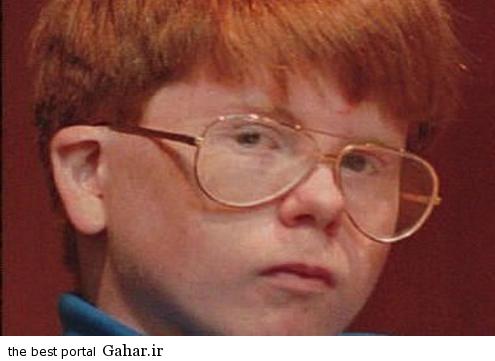 Eric Smith Criança Assassina ماجرای وحشتناک قاتل 13 ساله مو قرمزی