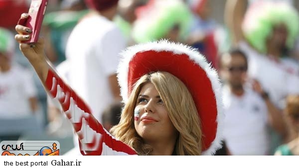 I1421996000 عکس های تماشاگران بازی ایران و عراق جام ملتهای آسیا