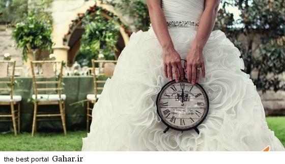 Wedding time بهترین زمان برای برگزاری مراسم عروسی