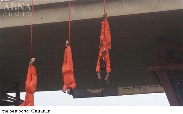 cbb2f6641c5dcaf4140932524363c308 یک اقدام وحشیانه دیگر از داعش + عکس