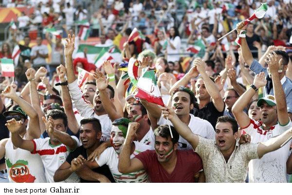 e90f01b7943ae2897dedbd1d150d8a50 1076  عکس های تماشاگران بازی ایران و عراق جام ملتهای آسیا
