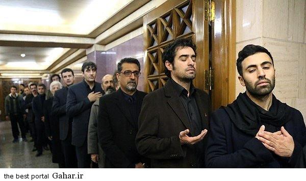 khatm pedar shahab 05 عکس های مراسم ختم پدر شهاب حسینی