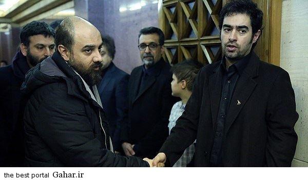 khatm pedar shahab 06 عکس های مراسم ختم پدر شهاب حسینی