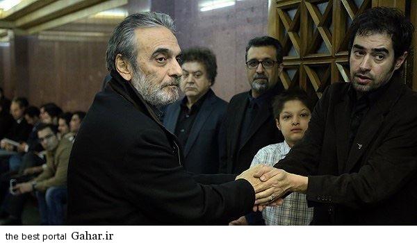 khatm pedar shahab 08 عکس های مراسم ختم پدر شهاب حسینی