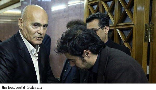 khatm pedar shahab 10 عکس های مراسم ختم پدر شهاب حسینی