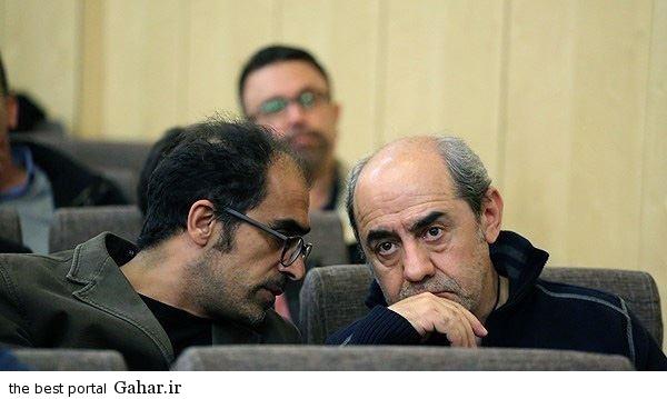 khatm pedar shahab 14 عکس های مراسم ختم پدر شهاب حسینی