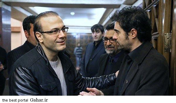 khatm pedar shahab 19 عکس های مراسم ختم پدر شهاب حسینی