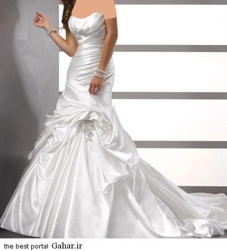 mo14880 شیک ترین مدل لباس عروس اسپانیایی