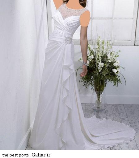 mo14885 شیک ترین مدل لباس عروس اسپانیایی