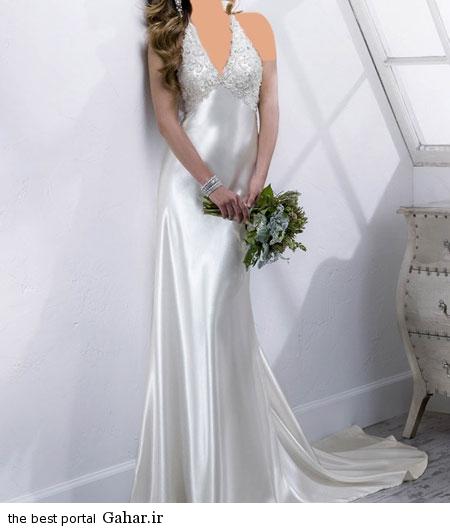 mo14887 شیک ترین مدل لباس عروس اسپانیایی