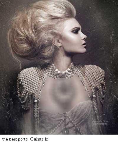 شب 6 عکس هایی از زیباترین مدلهای آرایش شب