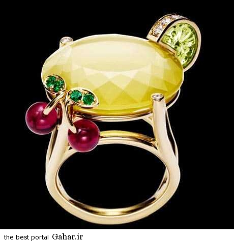 news94132pic2 2015 2 28 12 1 عکس هایی جالب از انگشتر هایی به شکل میوه و گل