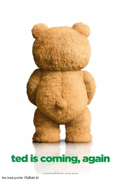 دانلود تریلر فیلم زیبای Ted 2, جدید 1400 -گهر