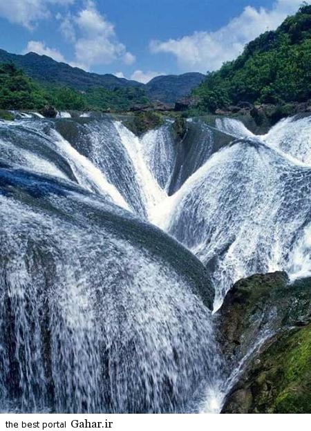 عکس های بسیار زیبا از زیباترین آبشارهای دنیا, جدید 1400 -گهر