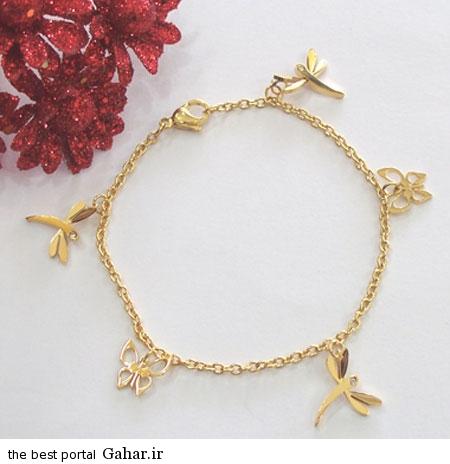 طلا 10 عکسهایی زیبا از مدل دستبند طلا 2015