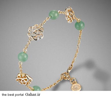 طلا 4 عکسهایی زیبا از مدل دستبند طلا 2015
