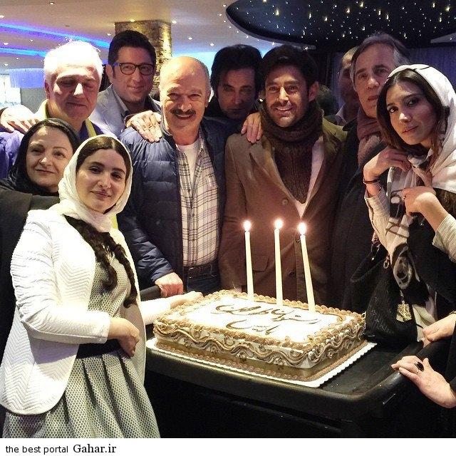 خداحافظی گلزار با سال ۹۳ در رستوران تهران پاریس, جدید 1400 -گهر