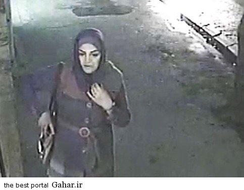 487476 7161 اطلاعات این زن تبهکار را به پلیس گزارش دهید