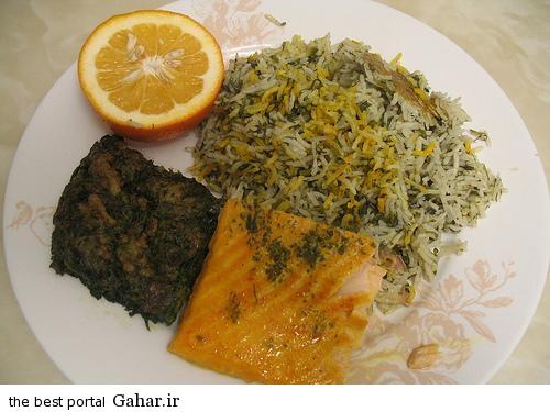 ShevidPolo001 طرز تهیه سبزی پلو با ماهی