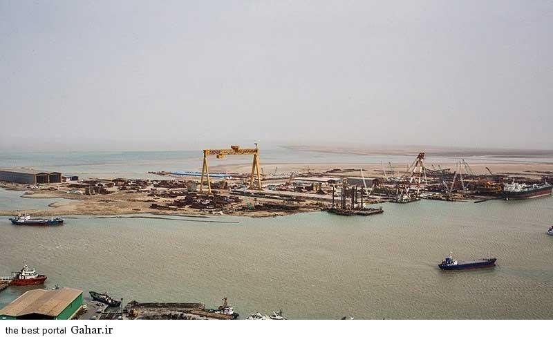 عکس های دیده نشده از دریای خلیج فارس, جدید 1400 -گهر