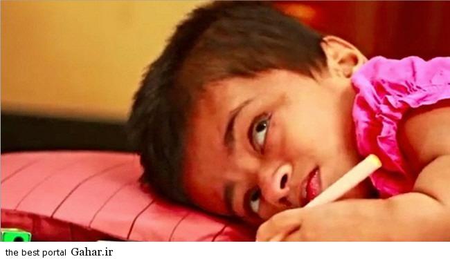 alalam 635643867415889730 25f 4x3 عکس های دختر هندی 19 ساله در بدن دختر 2 ساله
