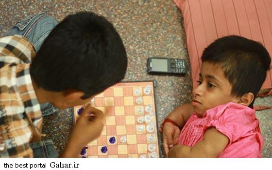 alalam 635643867832659730 25f 4x3 عکس های دختر هندی 19 ساله در بدن دختر 2 ساله