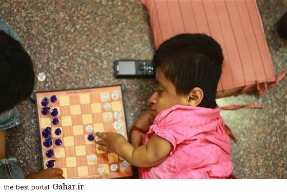 alalam 635643870096859730 25f 4x3 عکس های دختر هندی 19 ساله در بدن دختر 2 ساله