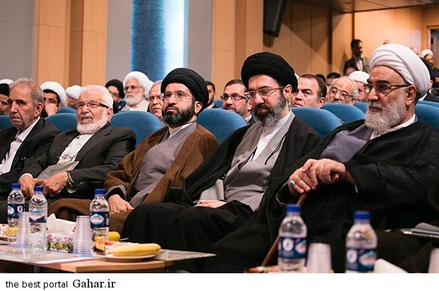 عکسهایی از  فرزندان و دایی رهبر انقلاب اسلامی, جدید 1400 -گهر