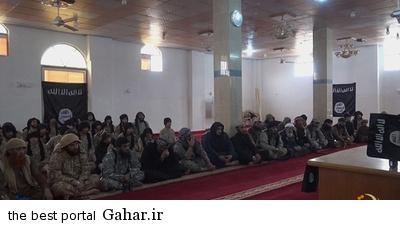 resized 112263 632 عکس هایی از مراسم فارغ التحصیلی دانشگاه داعش