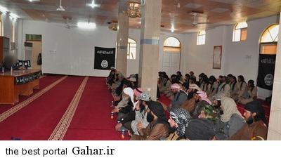 resized 112266 433 عکس هایی از مراسم فارغ التحصیلی دانشگاه داعش