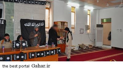 resized 112267 359 عکس هایی از مراسم فارغ التحصیلی دانشگاه داعش