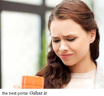باردار1 علت تلخ شدن دهان خانم های باردار