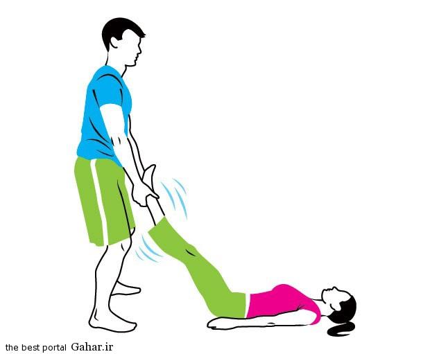 آموزش تصویری حرکات خاص کششی برای زن و شوهرها, جدید 1400 -گهر