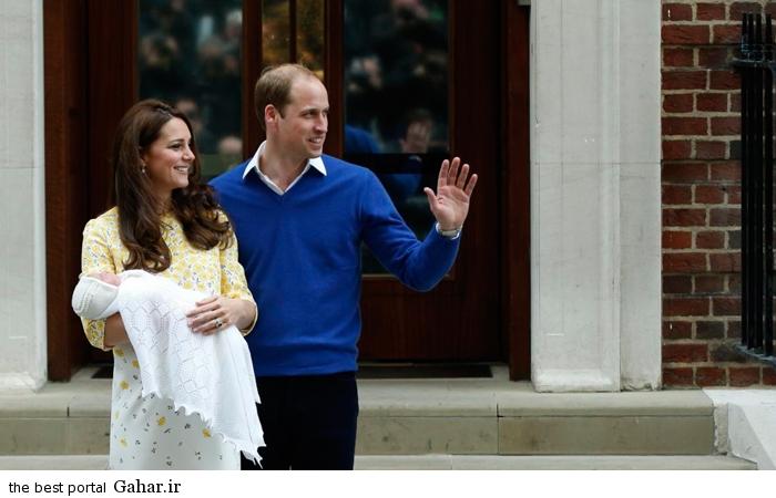 تولد فرزند دوم کیت و ویلیام / عکس, جدید 1400 -گهر