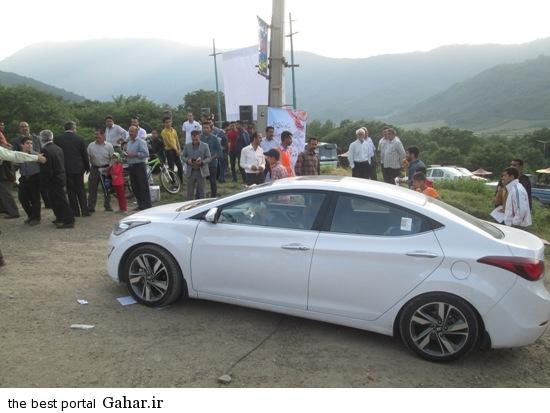 291955 320 عکس ماشین جواد خیابانی گزارشگر فوتبال + عکس دخترش