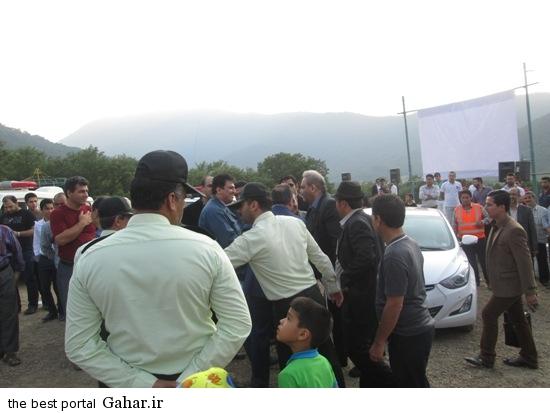 291956 552 عکس ماشین جواد خیابانی گزارشگر فوتبال + عکس دخترش