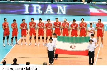 والیبال ایران در بازی اول مقابل آمریکا شکست خورد, جدید 1400 -گهر