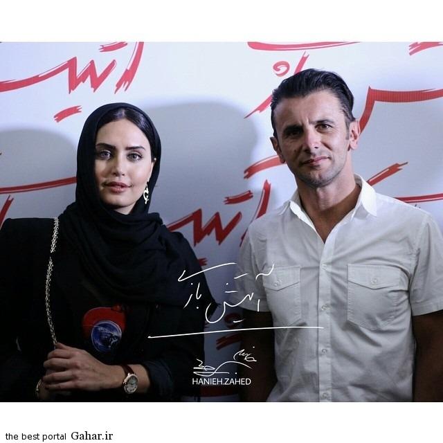 Elnaz Shakerdoost Atishbazi www OverDoz IR 12 عکس های جدید الناز شاکردوست در اکران فیلم آتیش بازی