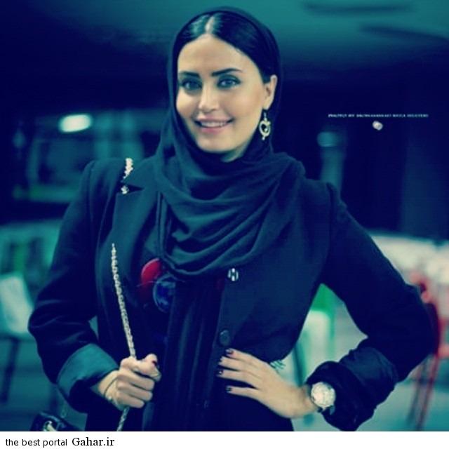 Elnaz Shakerdoost Atishbazi www OverDoz IR 13 عکس های جدید الناز شاکردوست در اکران فیلم آتیش بازی