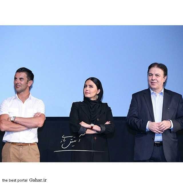 Elnaz Shakerdoost Atishbazi www OverDoz IR 9 عکس های جدید الناز شاکردوست در اکران فیلم آتیش بازی