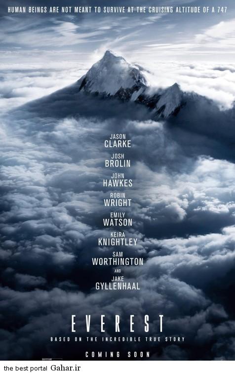 everest ver3 دانلود تریلر فیلم جذاب Everest 2015