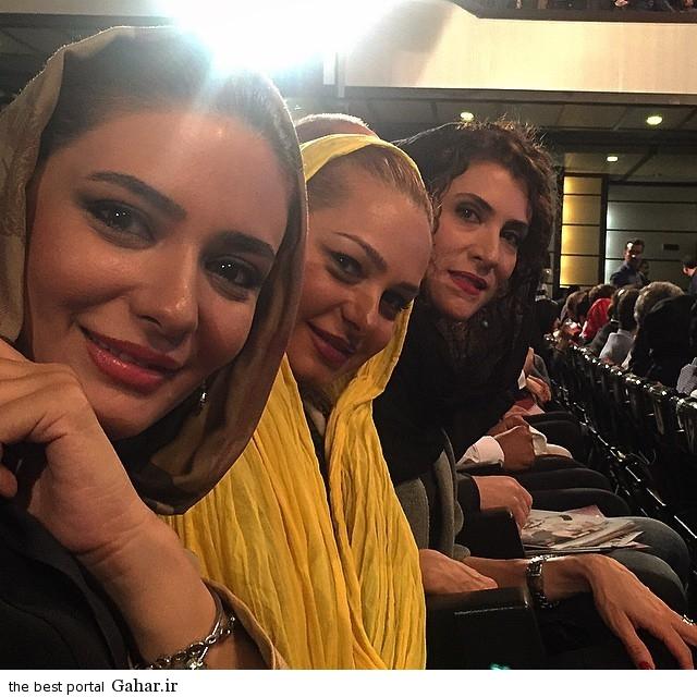 jashn hafez 94 4 عکسهای بازیگران در حاشیه پانزدهمین جشن حافظ